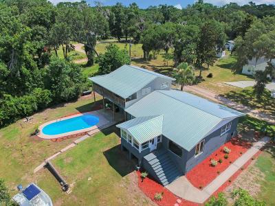 Nassau County Single Family Home For Sale: 95085 Wilder Blvd