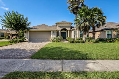 Ponte Vedra Single Family Home For Sale: 40 Meadowfield Ct