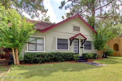 Single Family Home For Sale: 2630 Green St