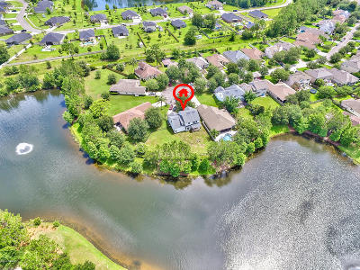 Heritage Landing, Six Mile Sub, Wgv Heritage Landing Single Family Home For Sale: 1967 River Lagoon Trce