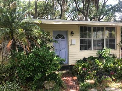 Atlantic Beach Single Family Home For Sale: 55 Sherry Dr