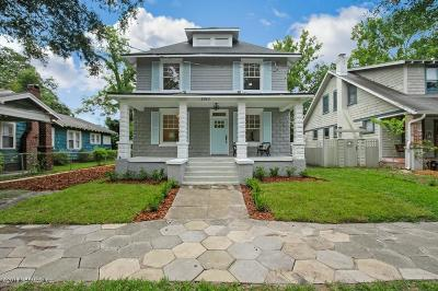 Single Family Home For Sale: 2760 Lydia St
