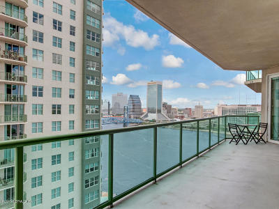 Duval County Condo For Sale: 1431 Riverplace Blvd #1904
