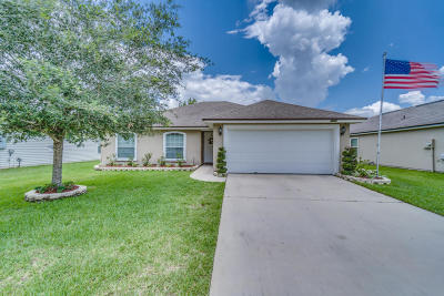 Green Cove Springs Single Family Home For Sale: 3656 Summit Oaks Dr