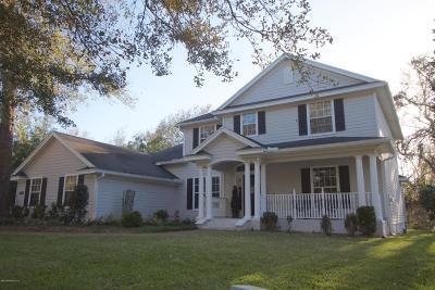 Jacksonville Single Family Home For Sale: 7932 Monterey Bay Dr