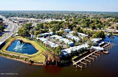 Duval County, St. Johns County Condo For Sale: 3434 Blanding Blvd #212