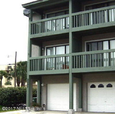 Jacksonville Beach Multi Family Home For Sale: 2207 1st St S