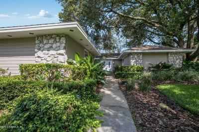 Jacksonville Single Family Home For Sale: 14340 Stacey Rd