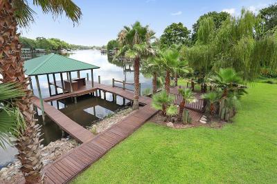 Jacksonville Single Family Home For Sale: 5711 Cedar Oaks Dr