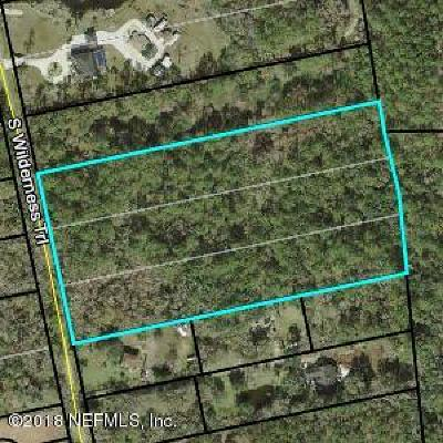 Residential Lots & Land For Sale: 241/251/26 S Wilderness Trl
