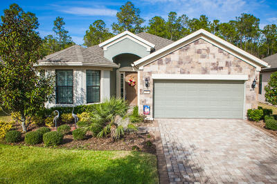 Ponte Vedra Single Family Home For Sale: 37 Hammocks Landing Dr