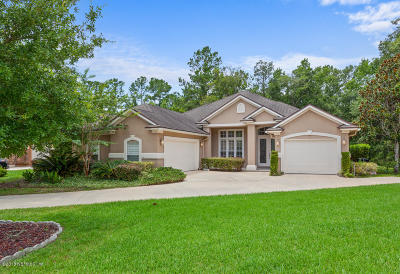 Fleming Island Single Family Home For Sale: 1904 Salt Creek Dr