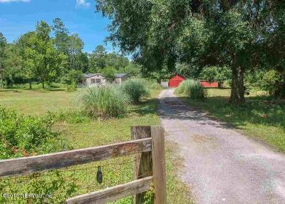 St Augustine Farm For Sale: 2601 C H Arnold Rd