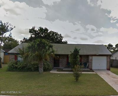 Jacksonville Beach, Atlantic Beach, Neptune Beach, Ponte Vedra Beach, Jacksonville Single Family Home For Sale: 8166 Justin Rd