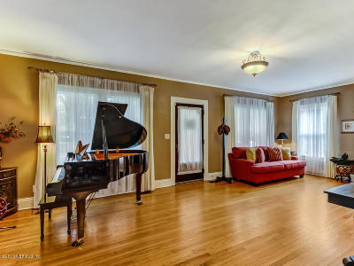Single Family Home For Sale: 3541 Park St