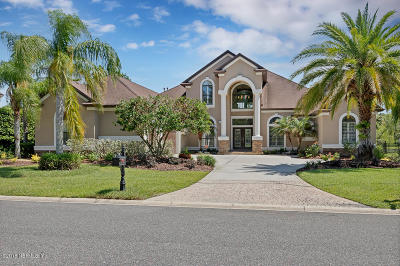 St. Johns County Single Family Home For Sale: 111 Sawbill Palm Dr