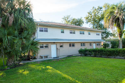 Starke Multi Family Home For Sale: 830 N Temple Ave