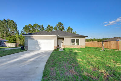 Middleburg Single Family Home For Sale: 2968 Longleaf Ranch Cir