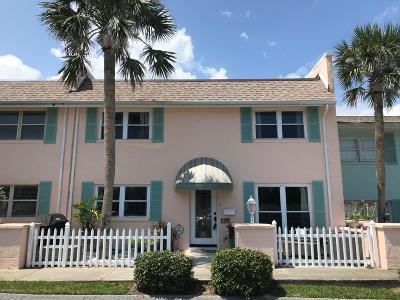 Atlantic Beach Condo For Sale: 2233 Seminole Rd #32