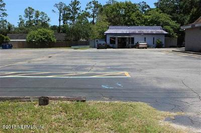 St. Johns County Commercial For Sale: 2550 Us Highway 1 S