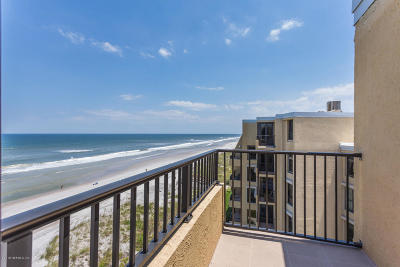 Jacksonville Beach Condo For Sale: 2100 Ocean Dr #PH-1