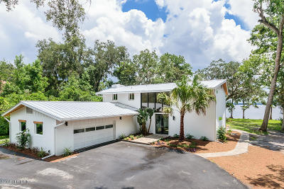 Fleming Island Single Family Home For Sale: 4895 Raggedy Point Rd