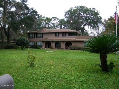 Jacksonville FL Single Family Home For Sale: $295,000