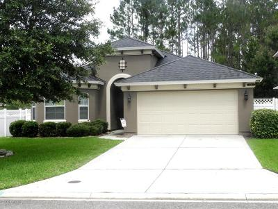 St Johns FL Single Family Home For Sale: $262,900