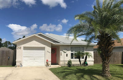 St Augustine Single Family Home For Sale: 2896 N Tenth St