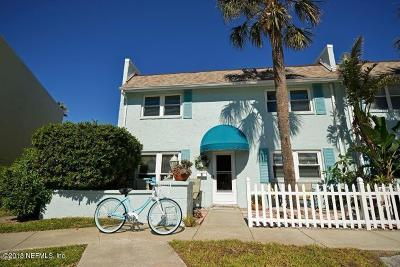 Atlantic Beach Condo For Sale: 2233 Seminole Rd #8