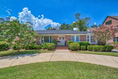Jacksonville Single Family Home For Sale: 4010 Cordova Ave