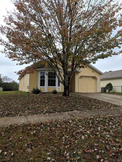 Clay County Single Family Home For Sale: 1936 Hunters Trace Cir