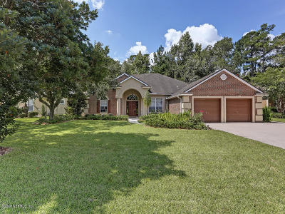 Fleming Island Single Family Home For Sale: 2461 Stoney Glen Dr