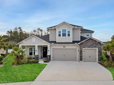 Nocatee Single Family Home For Sale: 97 Queensland Cir