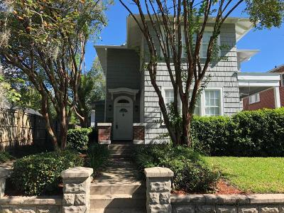 Single Family Home For Sale: 2343 Herschel St