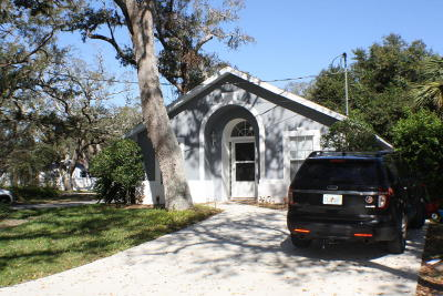 St. Johns County Single Family Home For Sale: 414 C St