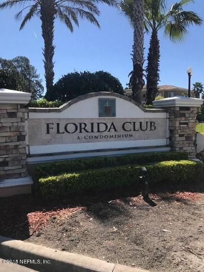 St. Johns County Condo For Sale: 605 Fairway Dr #306