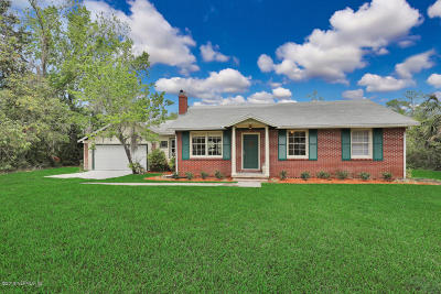 Single Family Home For Sale: 6927 Pottsburg Dr