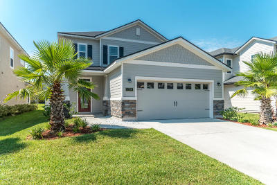 St. Johns County Single Family Home For Sale: 174 Sanctuary Dr