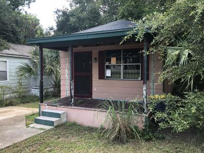 Single Family Home For Sale: 1020 Walnut St
