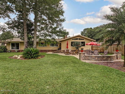 Duval County Single Family Home For Sale: 8356 Royalwood Dr
