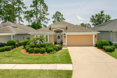 Fleming Island Single Family Home For Sale: 1344 Fairway Village Dr