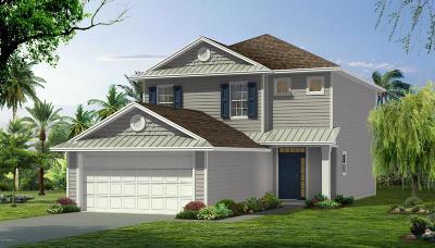 Jacksonville Single Family Home Contingent Take Backup: 2241 Sandy Bay Ln