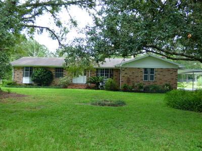 Jacksonville Single Family Home For Sale: 5633 Old Middleburg Rd S