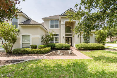 Jacksonville Single Family Home For Sale: 13825 Waterchase Way