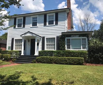 Single Family Home For Sale: 1603 River Oaks Rd