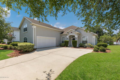 Jacksonville Single Family Home For Sale: 4341 Boat Club Dr