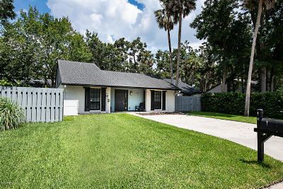 Ponte Vedra Beach Single Family Home For Sale: 185 Bermuda Ct