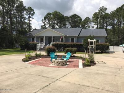 Clay County Single Family Home For Sale: 7634 Aztec Ct