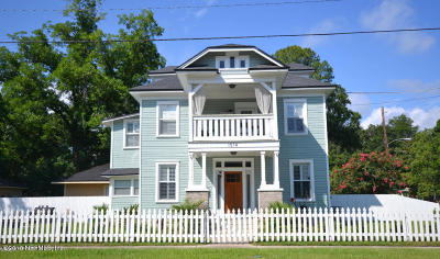 Single Family Home For Sale: 1514 Dancy St
